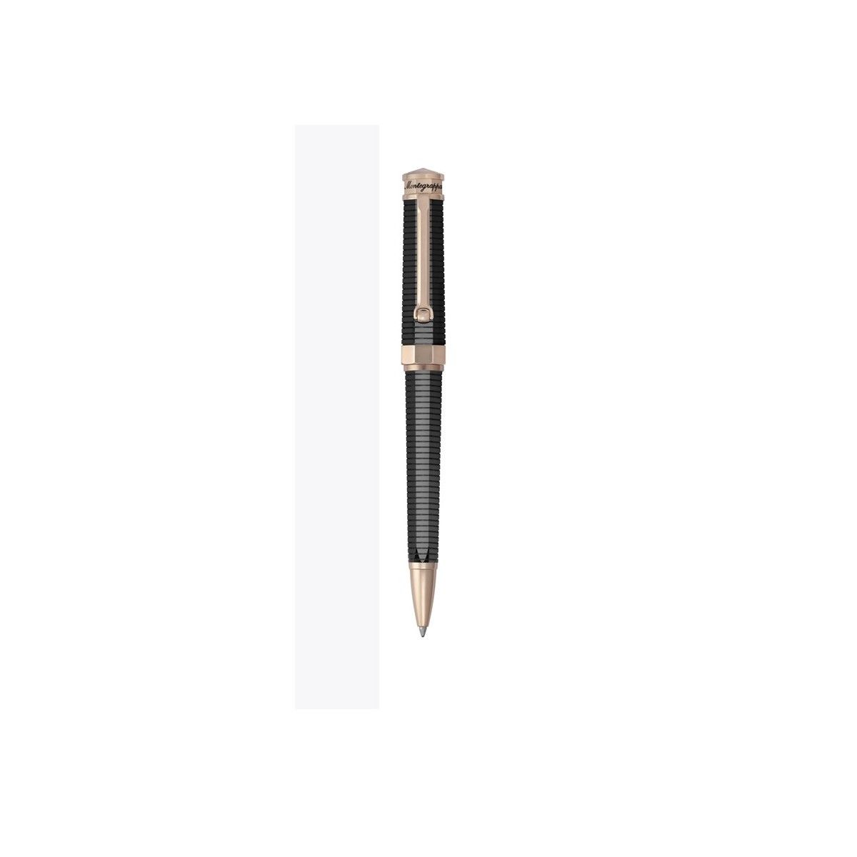 Montegrappa » Nero Uno Linea (Red Gold)