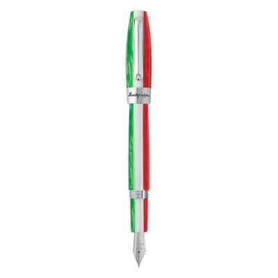 Montegrappa » Stilografica Fortuna Tricolore