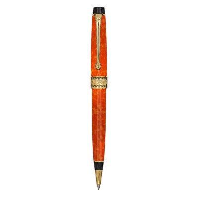 Aurora » Penna a Sfera Optima Arancio