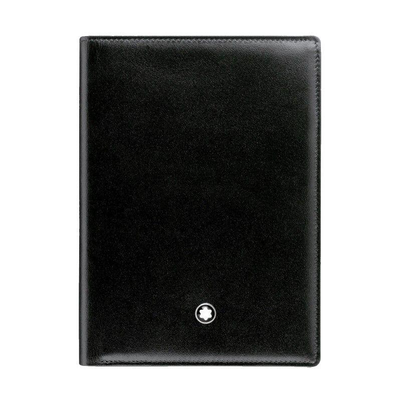 Montblanc » Portafoglio Meisterstück 7 scomparti e porta documento d'identità