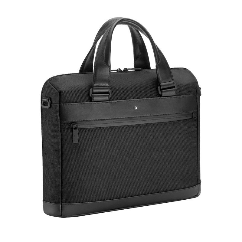 Montblanc - Borsa portadocumenti sottile Nightflight
