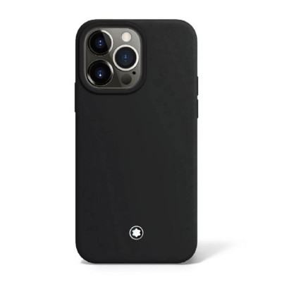 Montblanc - Cover in silicone per iPhone 13