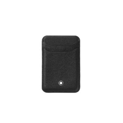 Montblanc - Porta carte di credito a 2 scomparti con MagSafe