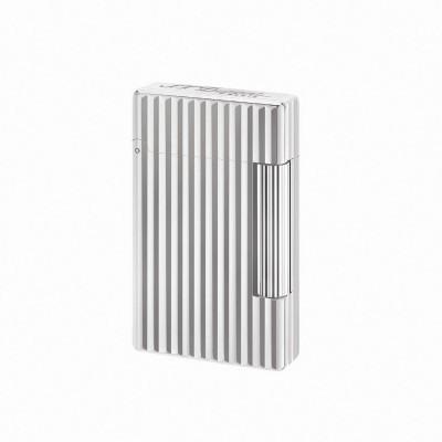 S.T. Dupont - Accendino Initial Finition Bronzo Bianco