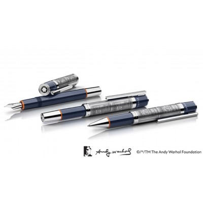 Montblanc Great Characters Special Edition Andy Warhol