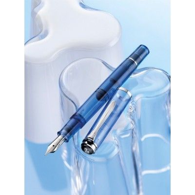SPECIAL EDITION Classic 205 Demonstrator transparent blue