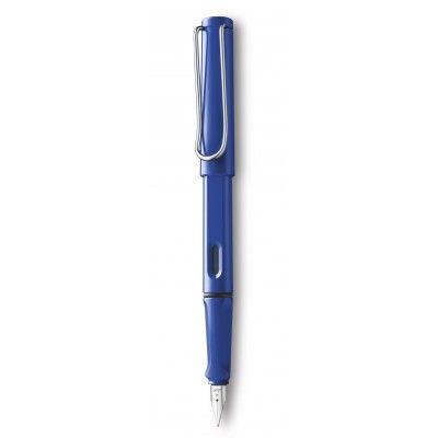 safari blue fountain pen