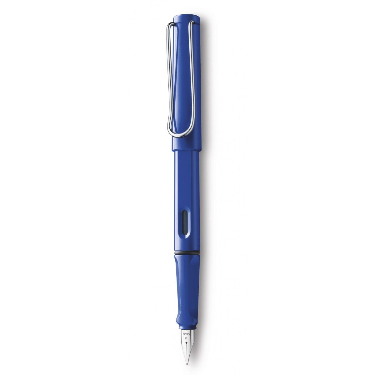 safari blue fountain pen