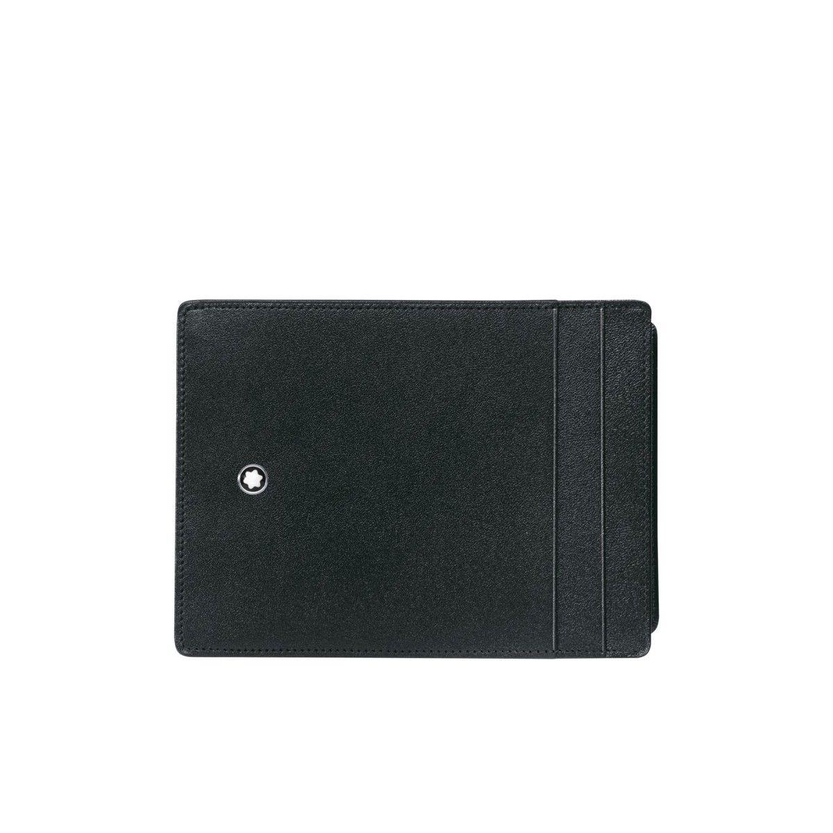 Portafogli tascabile 4 scomparti Meisterstück con portadocumento